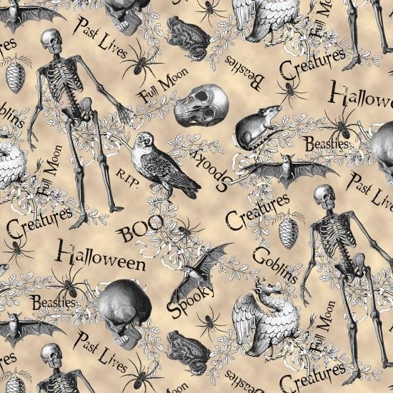 Hallows Eve Spooky Halloween