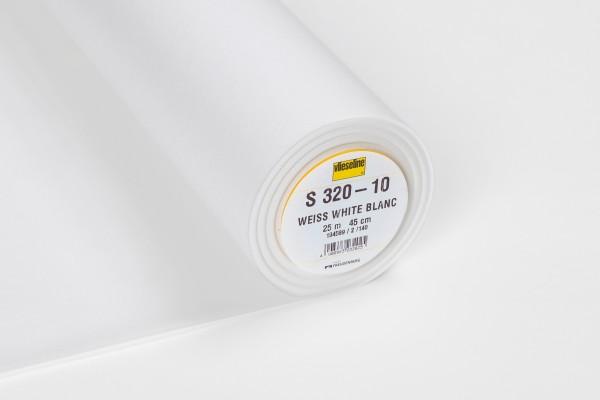 S 320 Vlieseline Einlage 45cm breit
