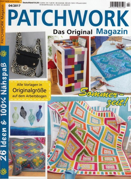 04/2017 Patchwork Magazin