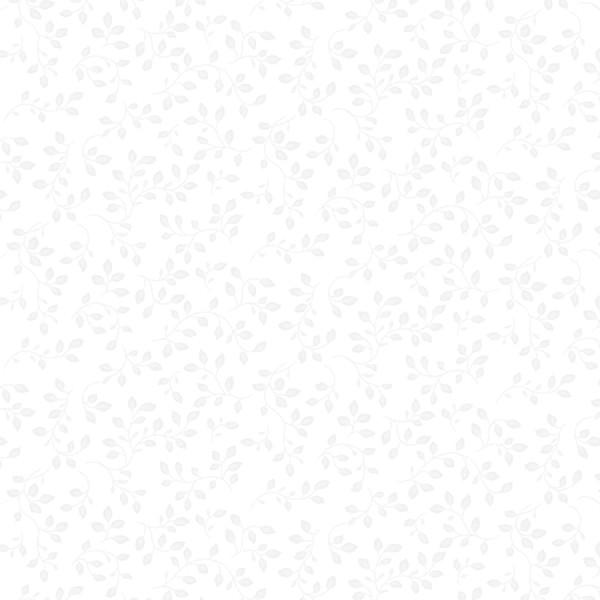 Ranken Stoff Weiß Folio Basics White