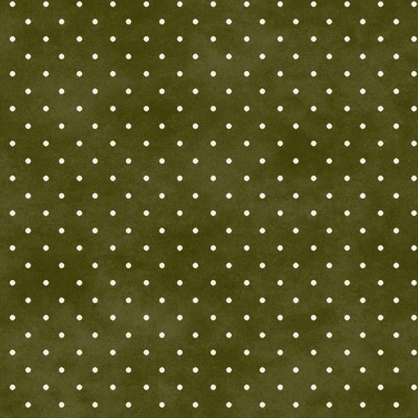 Punkte Stoff Grün Classic Dot Green