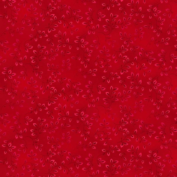 Ranken Stoff Rot Folio Basics True Red