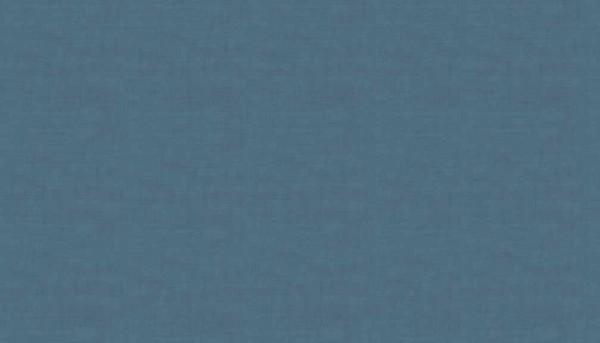 Linen Texture Denim Blau