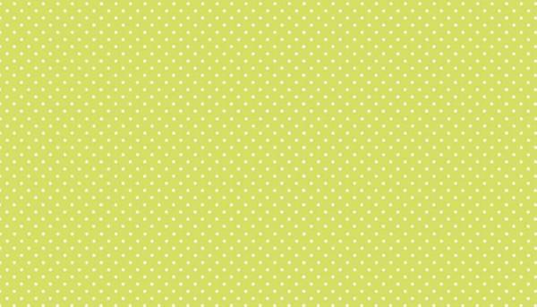 Punkte Stoff Spot On G5 Kiwi Grün