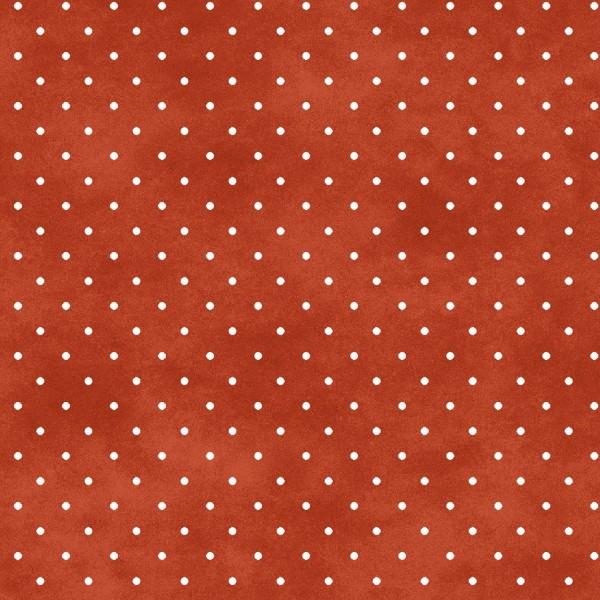 Punkte Stoff Classic Dot Orange Rot