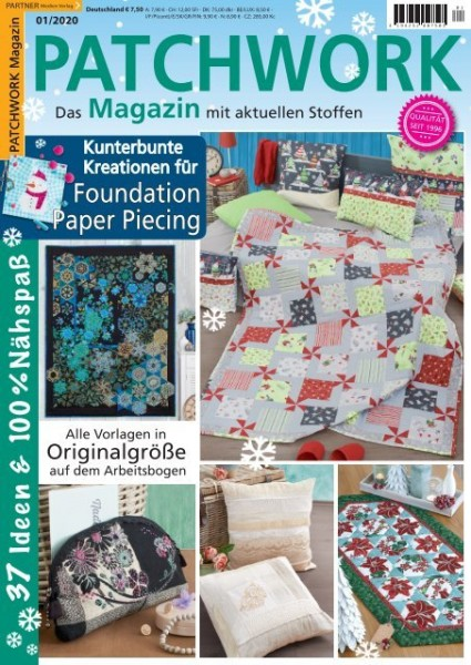 01/2020 Patchwork Magazin