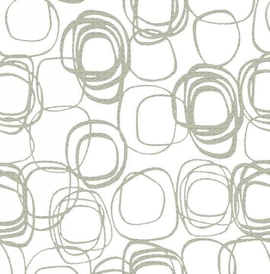 Razzmatazz Linework Weiß Silber