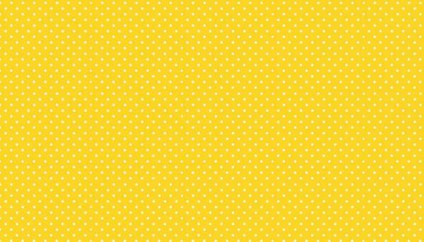 Punkte Stoff Spot On Y63 Sunshine Gelb