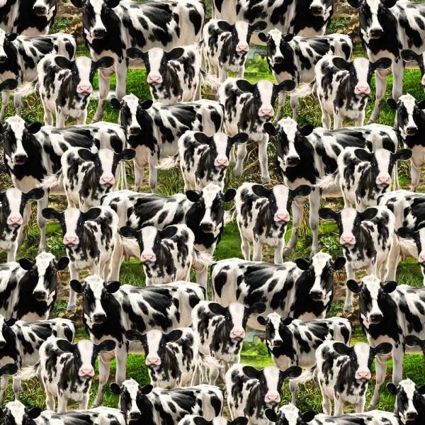 Kuh Stoff Multi Cows