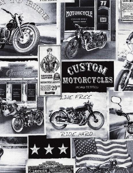 Motorrad Stoff Vintage Motorcycle News