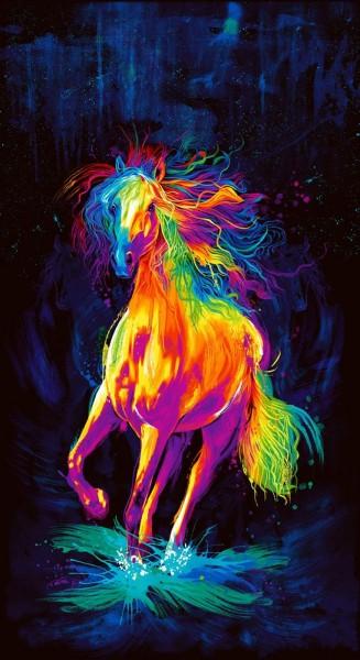 Painted Horse Pferde Panel