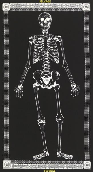 Mr. Bones Panel Skelett Halloween