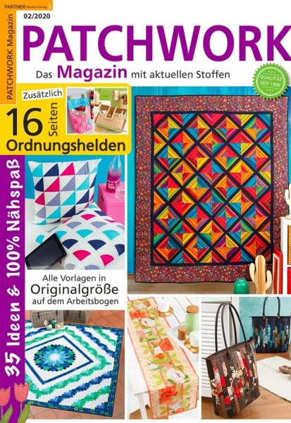 02/2020 Patchwork Magazin