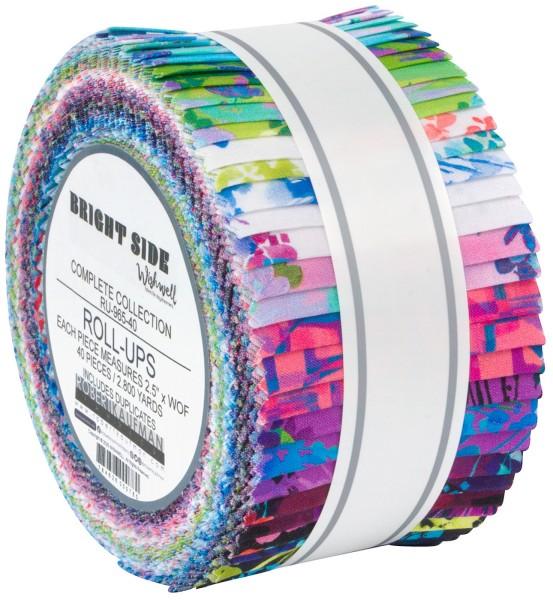 Bright Side Wishwell 2 1/2 Inch Strips Roll Ups