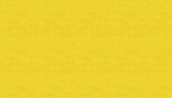 Linen Texture Sunflower Gelb