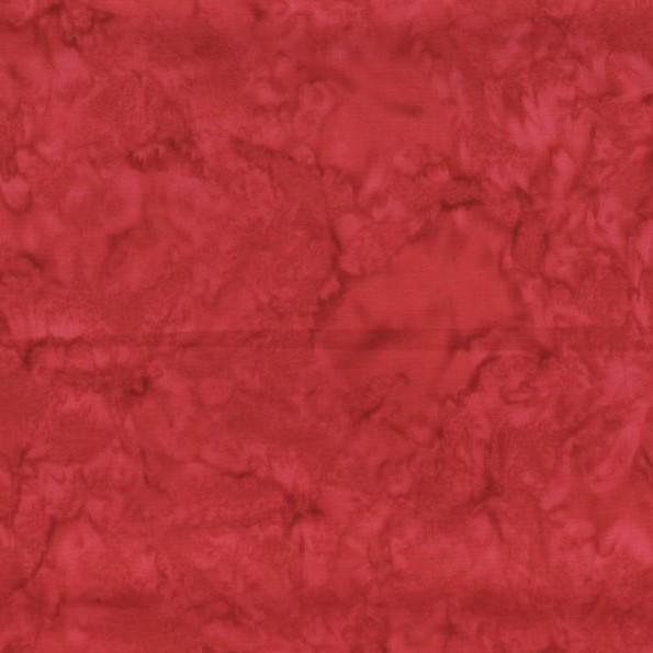Batik Stoff Rot