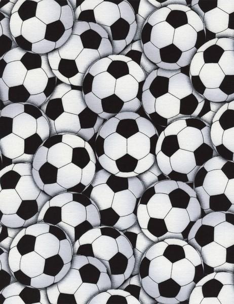 Soccer Sport Fussball Schwarz Weiß