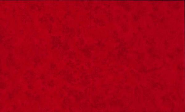 Spraytime R04 Cherry Rot Patchworkstoff Marmoriert