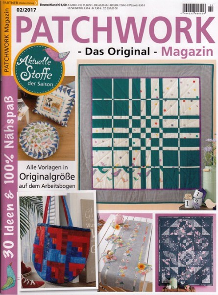 02/2017 Patchwork Magazin