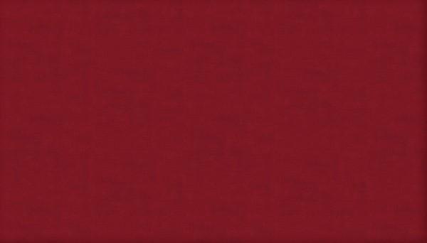 Linen Texture Cardinal Rot Basic Stoff