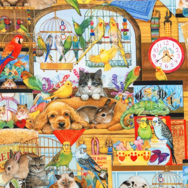 Bright Pet Store Tiere Zoohandlung