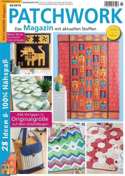 05/2019 Patchwork Magazin