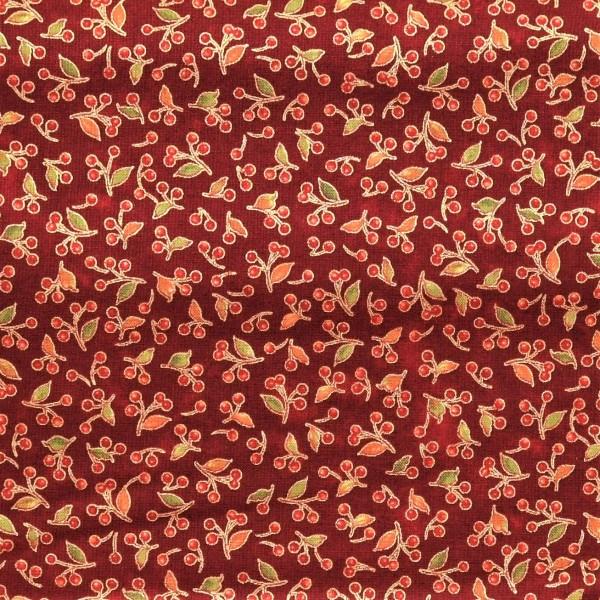Beeren Stoff Rot Autumn Song