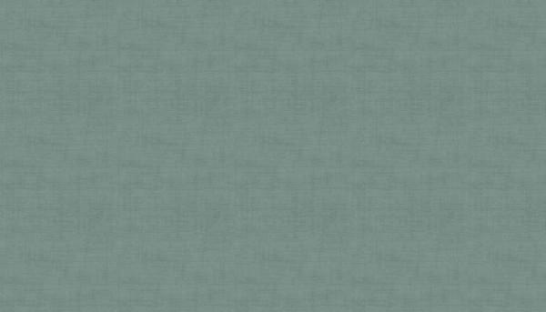 Linen Texture Smoky Blue Blau