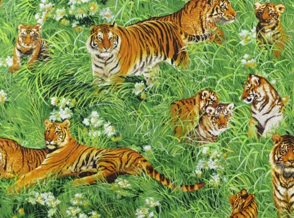 Tiger Stoff Tigers
