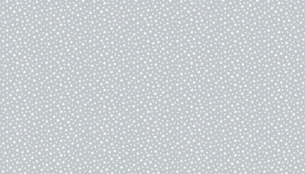 Sterne Stoff Grau Essential Star