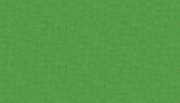Linen Texture Shamrock Grün