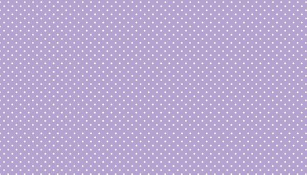 Punkte Stoff Spot On L Lilac Flieder
