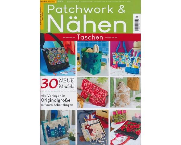 5/2020 Patchwork & Nähen Taschen