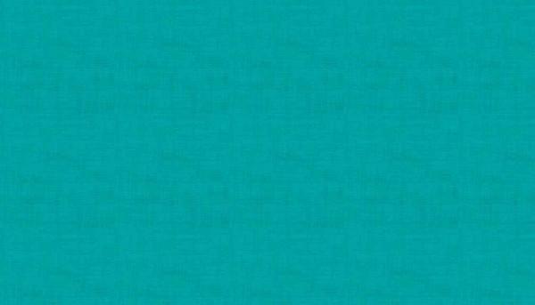 Linen Texture Turquoise Türkis
