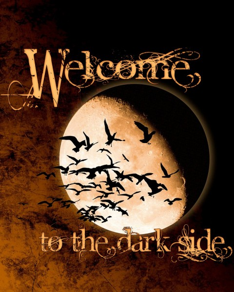 Welcome to the Dark Side Halloween Panel