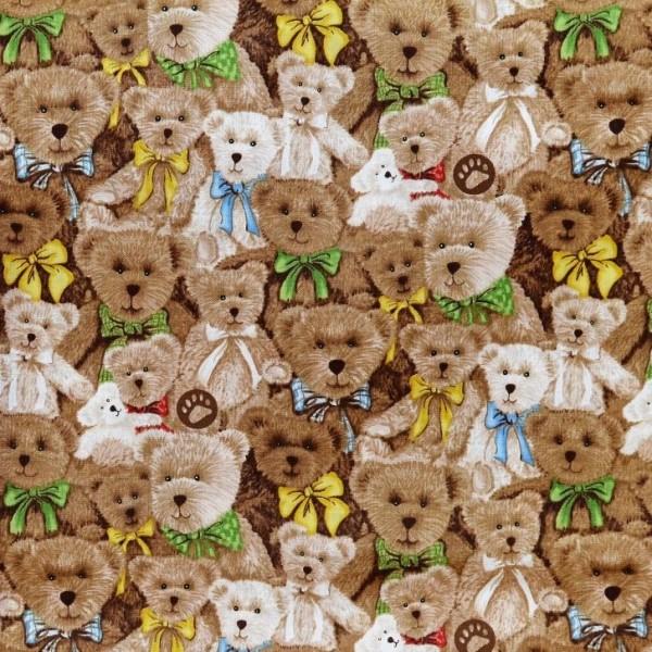 Teddy Bären Stoff Boyds Bears
