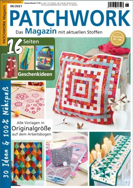 06/2021 Patchwork Magazin