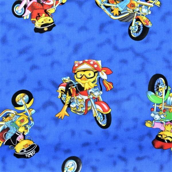 Motorrad Stoff Easy Rider Chicken
