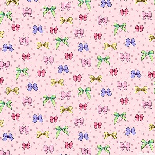 Amour de Fleur Bows Schleifen Pink